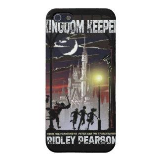 王国の看守のiPhone 5の場合 iPhone SE/5/5sケース