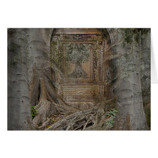 王国へのドア カード