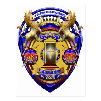 王国アカデミーのギア ポストカード