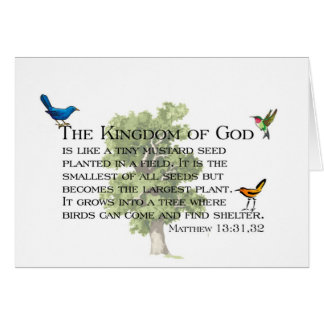 王国Notecard カード