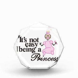 王女があります 表彰盾