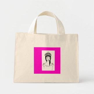 王女のバッグ ミニトートバッグ