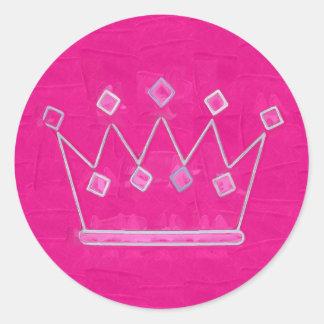 王女 ラウンドシール