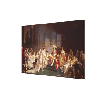 王子のジェロームBonaparte支持 キャンバスプリント