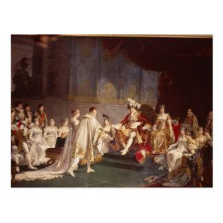 王子のジェロームBonaparte支持 ポストカード