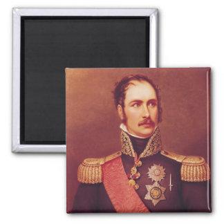 王子のEugene de Beauharnaisポートレート マグネット