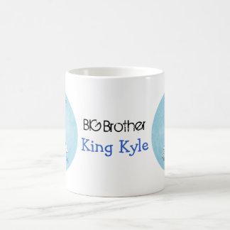 王子アフリカ系アメリカ人のお兄さんのマグの王 コーヒーマグカップ