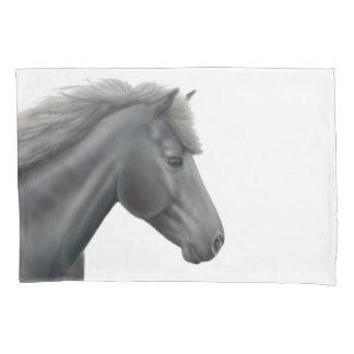 王子シェトランド諸島子馬の枕カバー 枕カバー