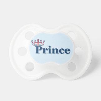 王子 おしゃぶり