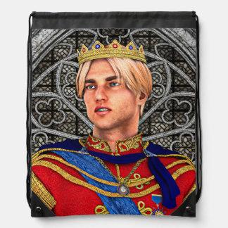 王子 ナップサック