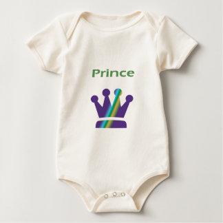 王子 ベビーボディスーツ