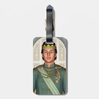 王子 ラゲッジタグ