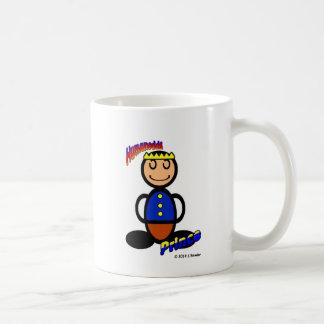 王子(ロゴと) コーヒーマグカップ