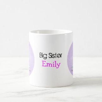 王子-姉のマグの女王 コーヒーマグカップ