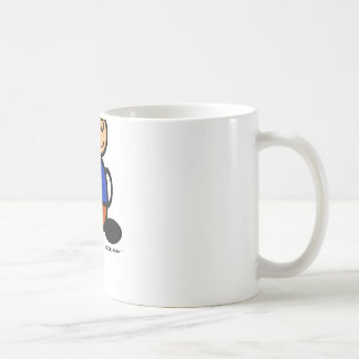 王子(明白な) コーヒーマグカップ