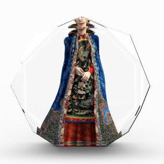 王室ので中国のな王女 表彰盾