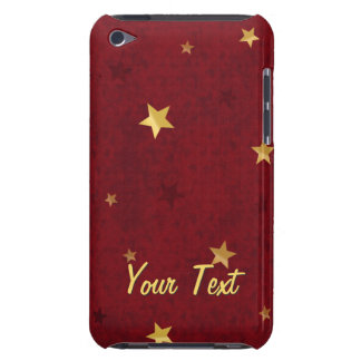 王室ので赤い金星 Case-Mate iPod TOUCH ケース