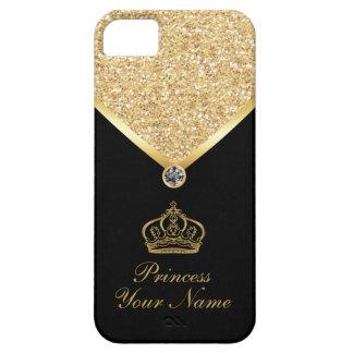 王室のなモノグラムのiPhone 5つのケース iPhone SE/5/5s ケース