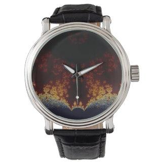 王室のなルートビアの泡 腕時計