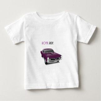 王室のな乗車 ベビーTシャツ