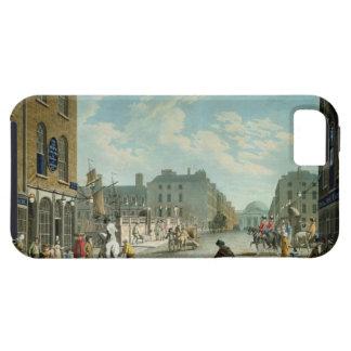 王室のな交換を用いるケープルの通り、ダブリン1800年 iPhone SE/5/5s ケース