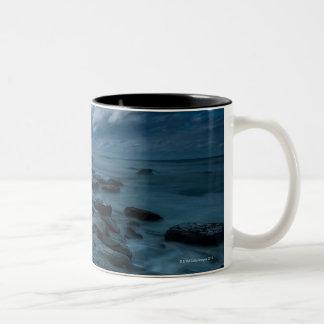 王室のな国立公園2のGarieのビーチ ツートーンマグカップ
