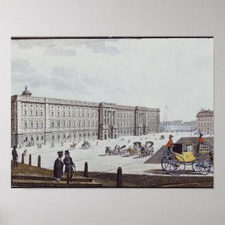 王室のな城、ベルリン ポスター