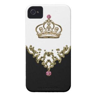 王室のな女王のiPhone 4つのケース Case-Mate iPhone 4 ケース