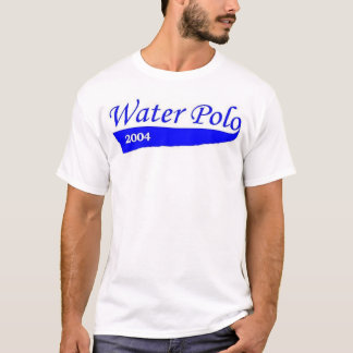 王室のな水球- 2004年- Tシャツ