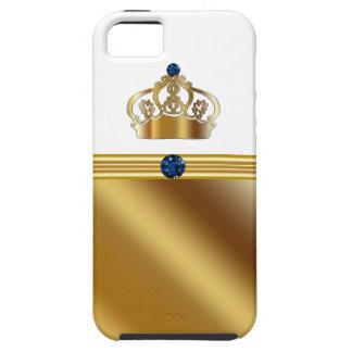 王室のな王冠のiPhone 5の場合 iPhone SE/5/5s ケース