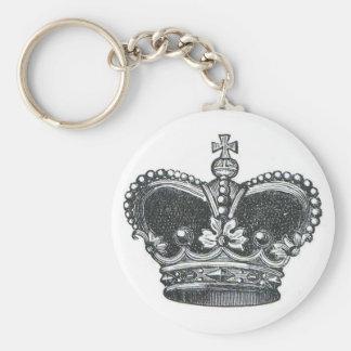 王室のな王冠 キーホルダー