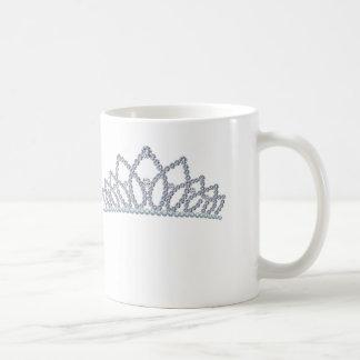 王室のな王冠 コーヒーマグカップ