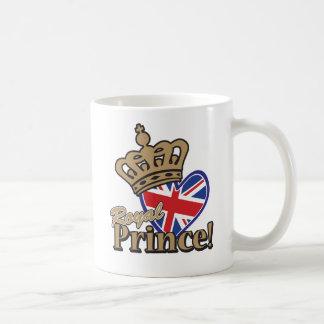 王室のな王子 コーヒーマグカップ