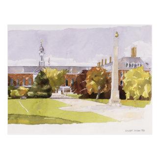 王室のな病院チェルシー1992年 ポストカード