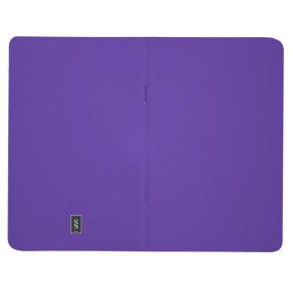 王室のな紫色(無地)の~ ポケットジャーナル