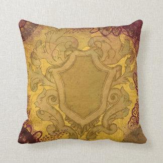王室のな頂上のデザインの枕 クッション