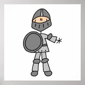 王室のな騎士 ポスター