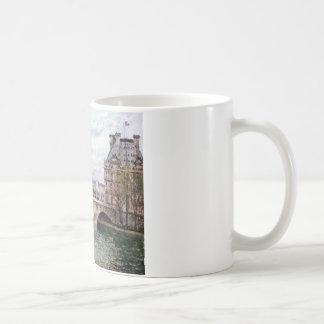 王室のなPontおよびPavillion de Flore コーヒーマグカップ