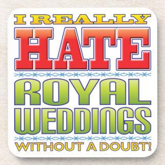 王室の|結婚式|憎悪 コースター