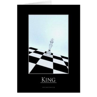 王挨拶状 カード