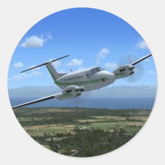 王空気ターボプロップ航空機 ラウンドシール