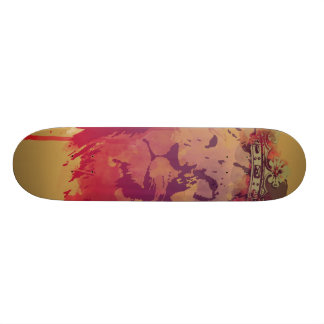 王 スケートボード