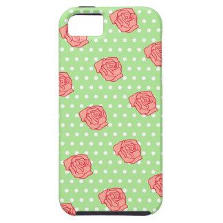 珊瑚のばら色のiPhone 5の箱 iPhone SE/5/5s ケース