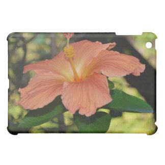 珊瑚のハイビスカス iPad MINI CASE