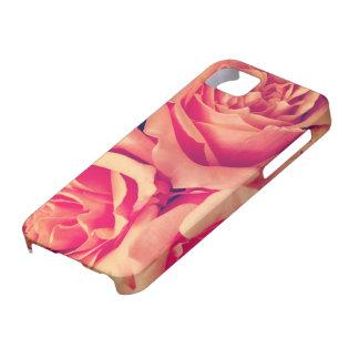 珊瑚のバラ iPhone SE/5/5s ケース