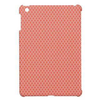 珊瑚のプリント iPad MINI カバー