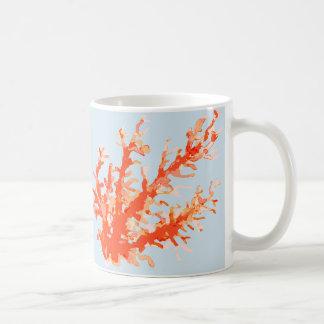 珊瑚のマグ コーヒーマグカップ