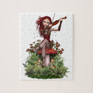 珊瑚の妖精の~の菓子のメロディー ジグソーパズル