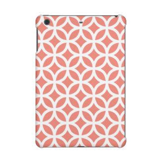 珊瑚の幾何学的なiPadの網膜の箱 iPad Mini Retinaケース