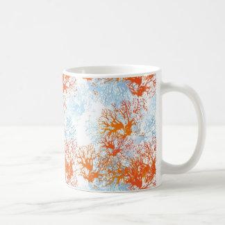 珊瑚の庭 コーヒーマグカップ